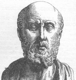 Hippocrates of Cos, ca. 460 BC – ca. 370 BC